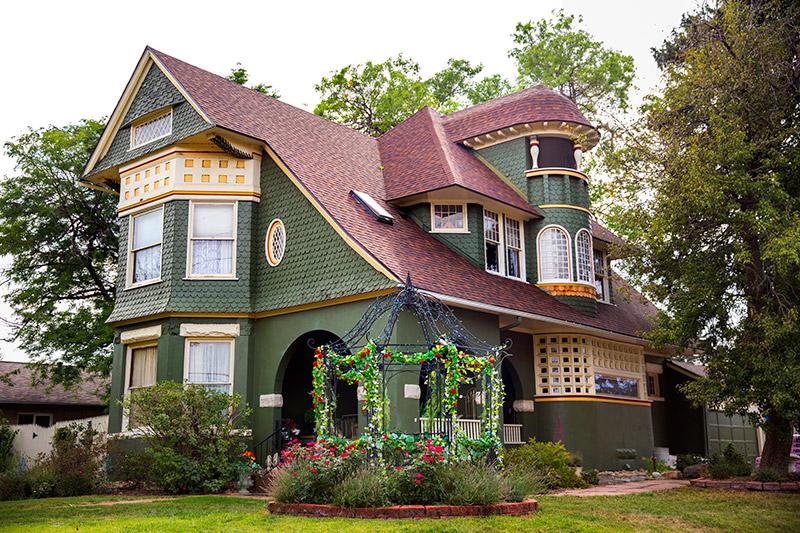 1892 Bliss House In Denver Colorado