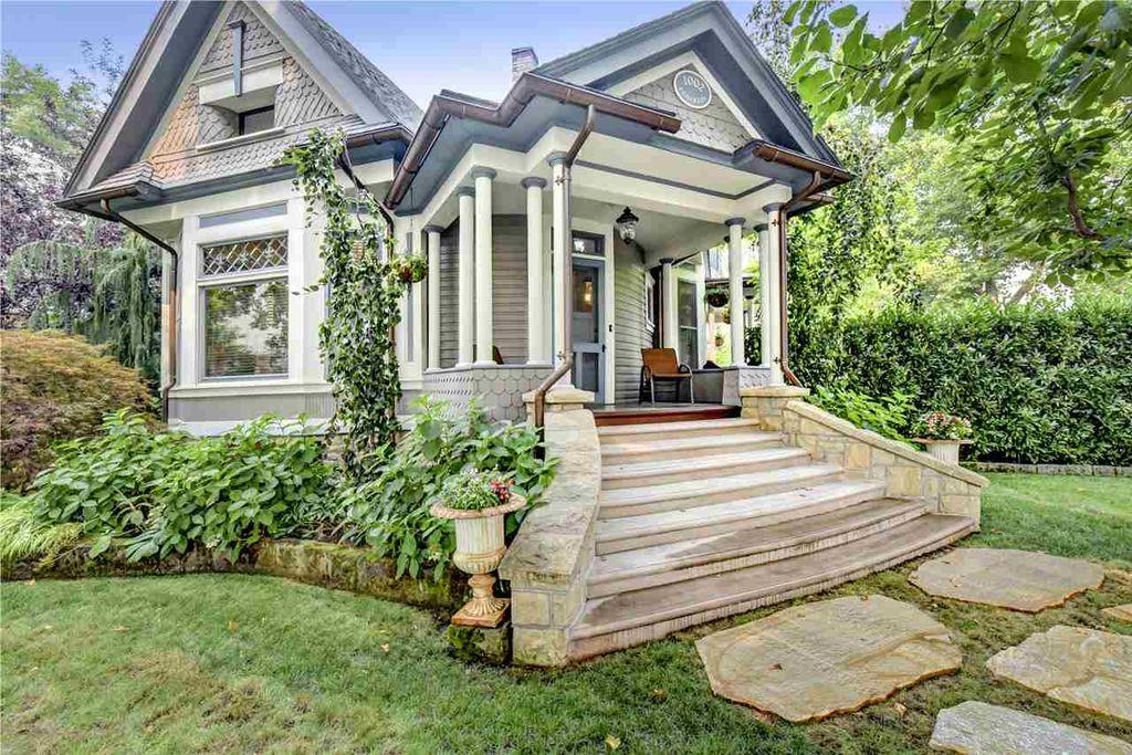 1898 Queen Anne Cottage In Boise Idaho