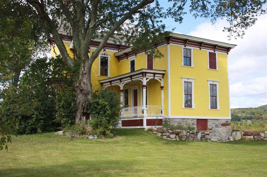 Vermont 1824 Second Empire