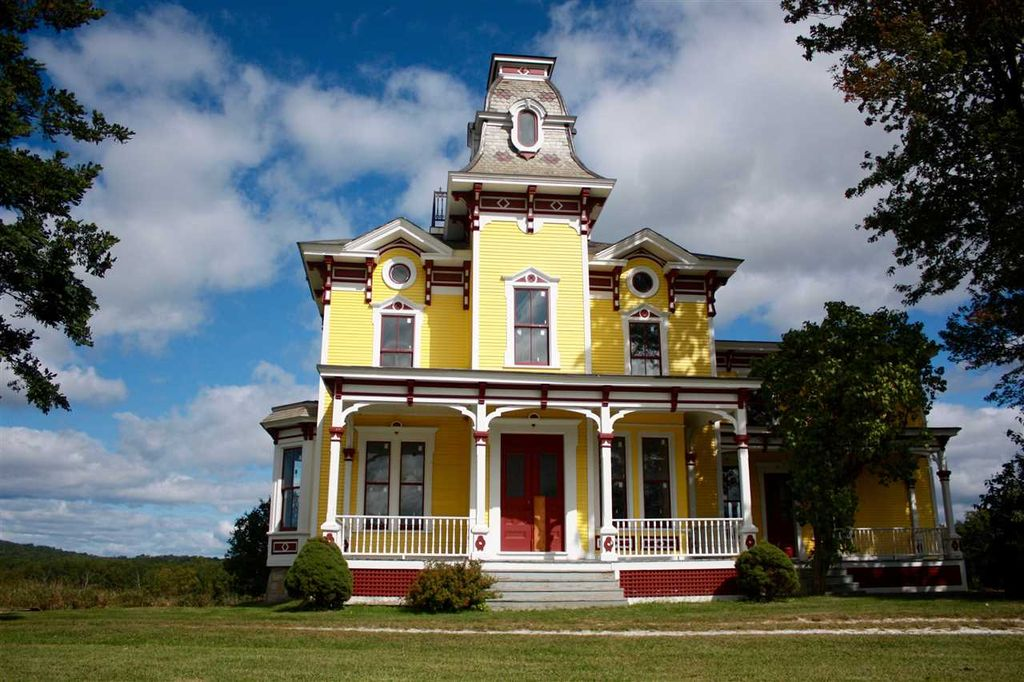 1824 Second Empire In Cornwall Vermont