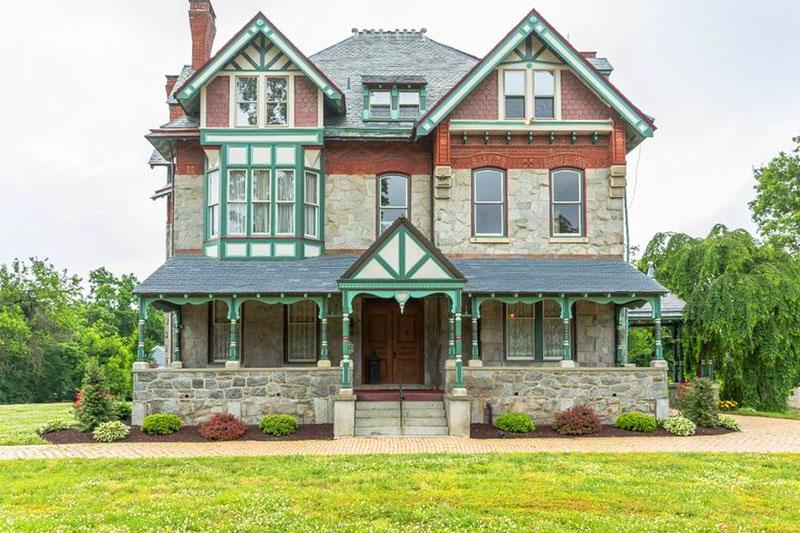 1884 Hollybush Victorian In Wenonah New Jersey