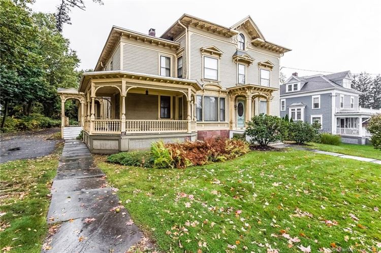 Connecticut 1850 Italianate