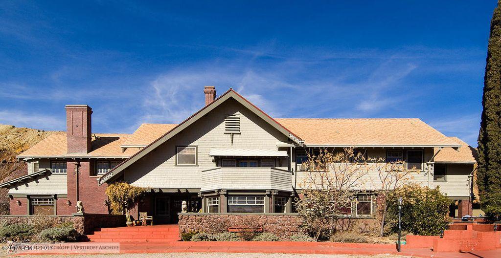 Arizona 1908 Greenway House