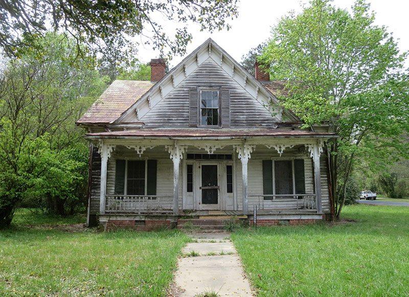 1910 Haywood-Taft House In Mount Gilead North Carolina