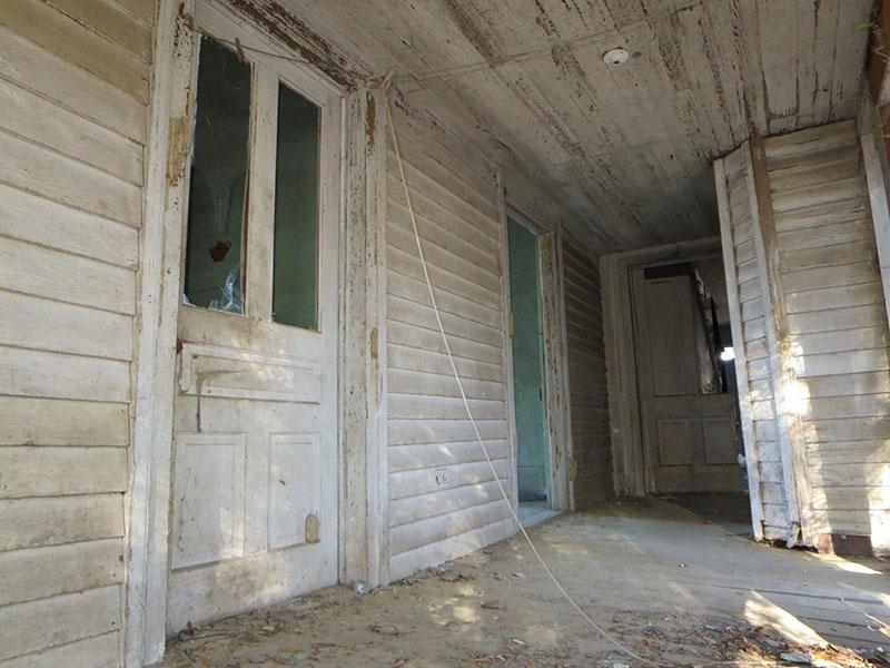 North Carolina Haywood-Taft House