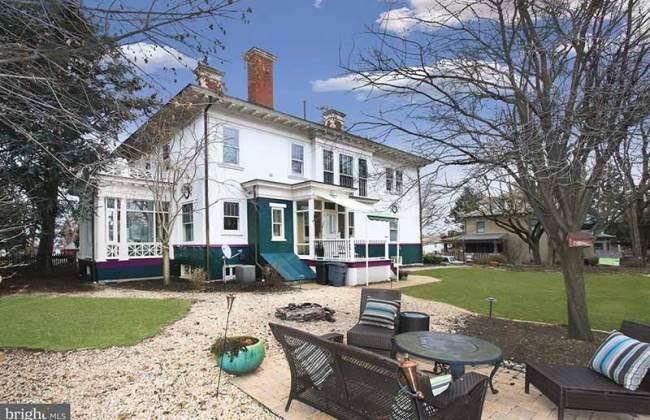 Pennsylvania 1905 Thomas J.Brown House