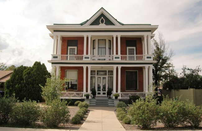 Arizona 1890 Greek Revival