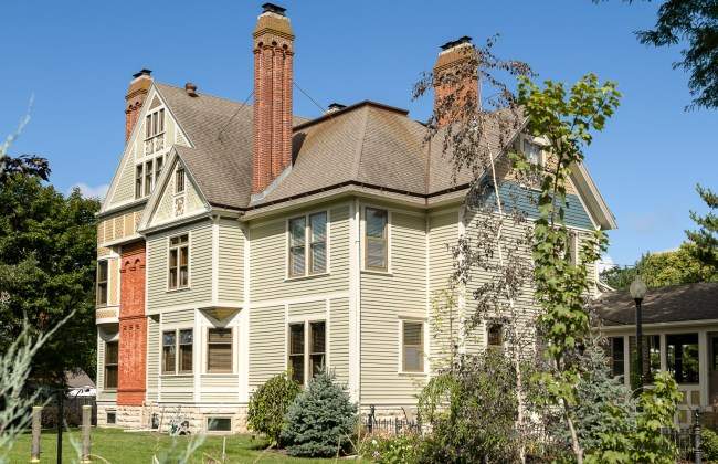 Wisconsin 1886 Victorian Crosby House
