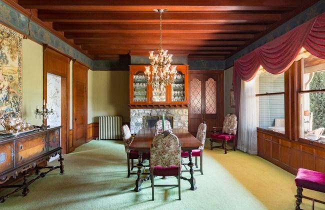 California 1888 The McNally Mansion