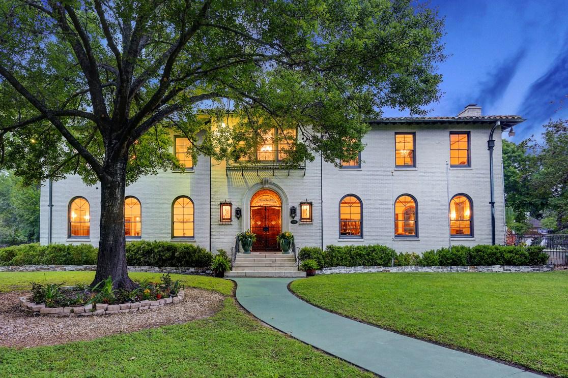 1933 Kingston-Davis House In Houston Texas
