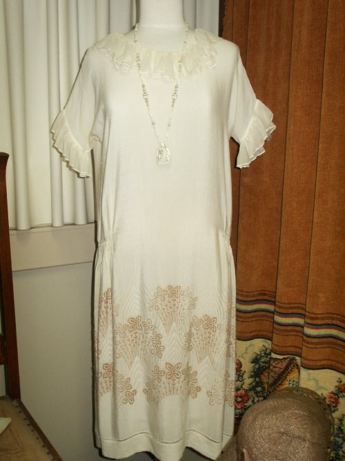 20s day dress