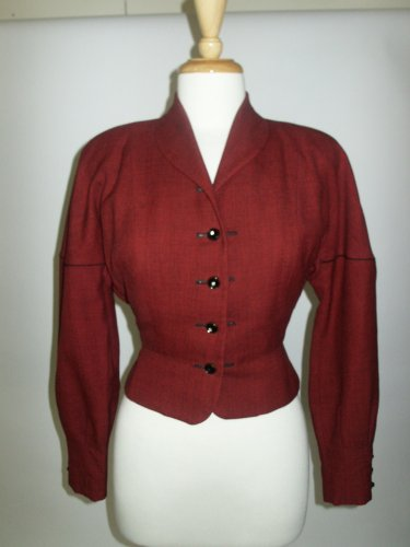 50s red jkt