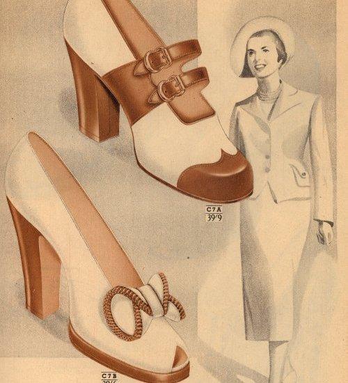 Vintage Clothing Catalogue 5