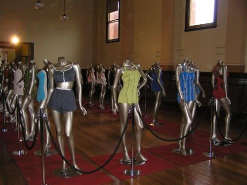 pics ballarat heritage weekend swimwear exhibition
