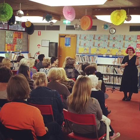 St Kilda library