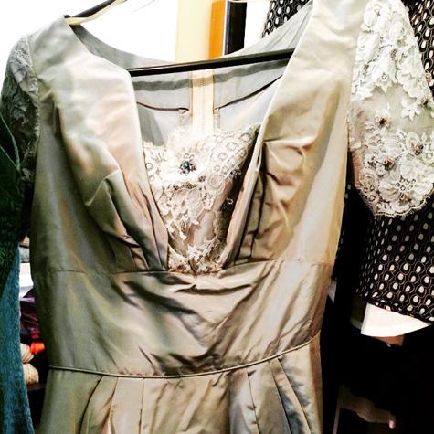 Nat Trust vintage clothing sale 2015 3