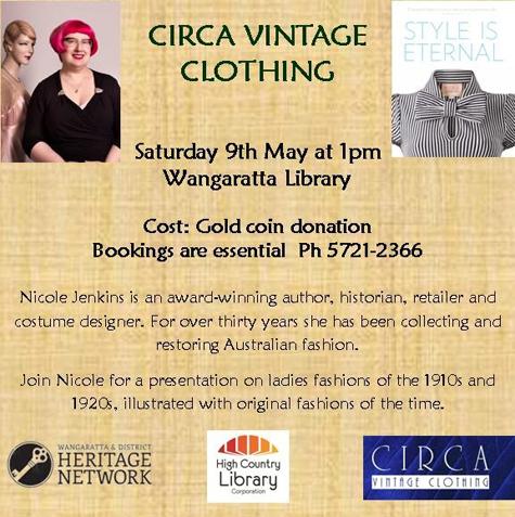CircaVintage Wangaratta Library 475