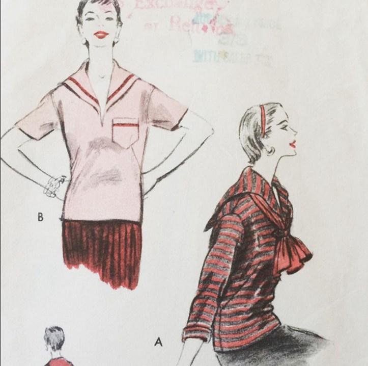 Vogue pattern 5