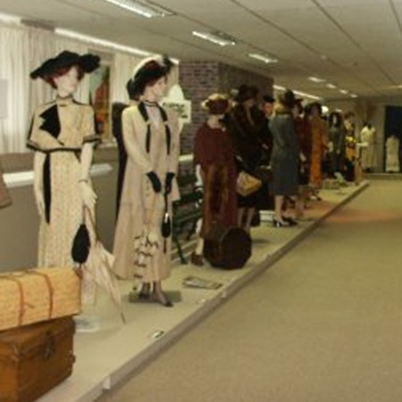 costume collection at Yarra Park