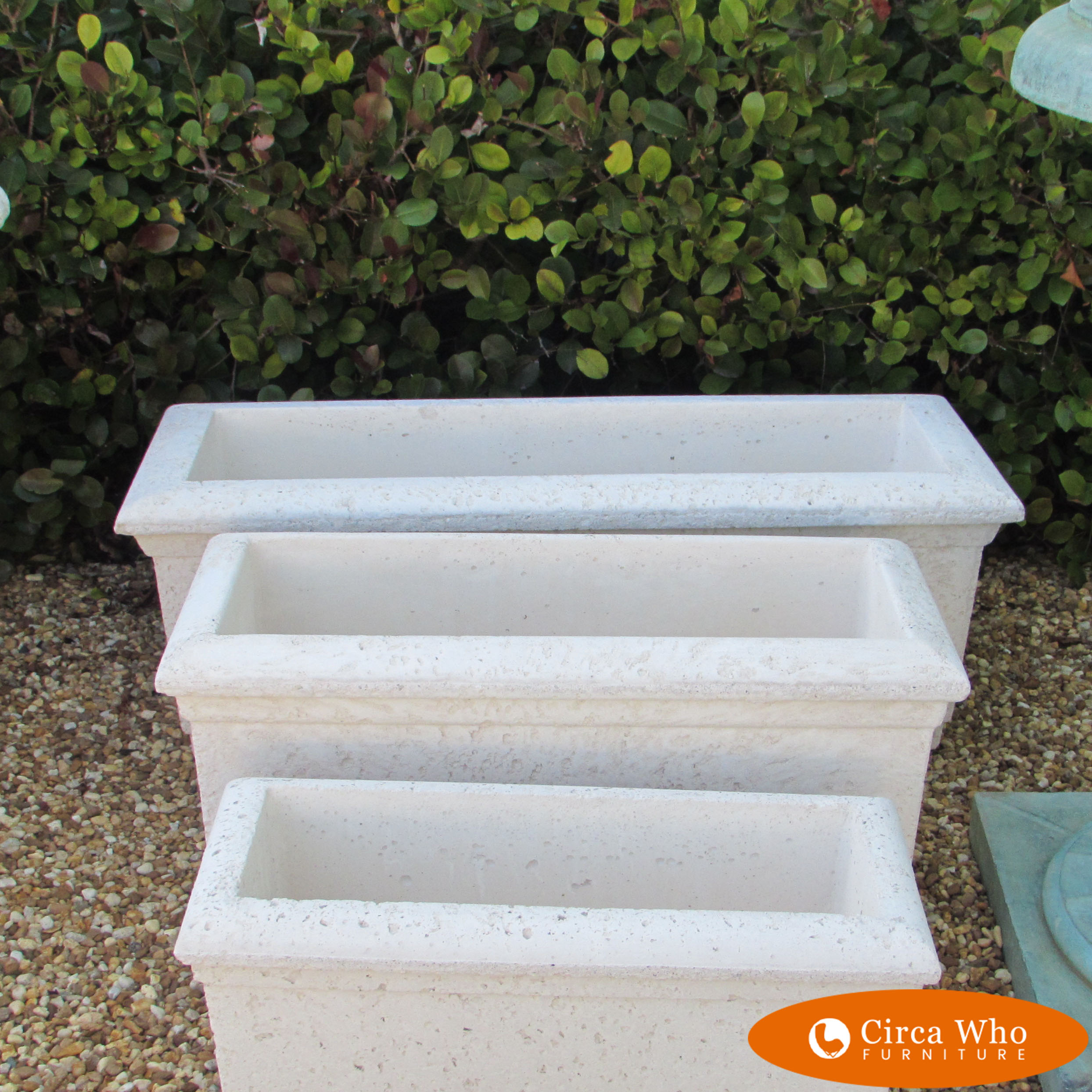 Garden Window Box Style Planter Large Circa Who