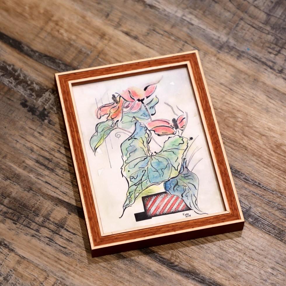 Quelques fleurs galerie d'art rouen galerie d'art en ligne oeuvre originale