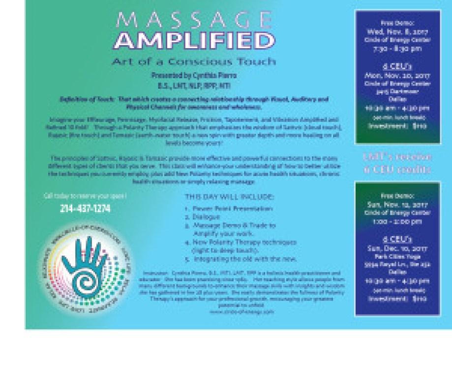 massage-amplified