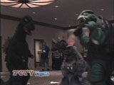 Kaiju big battle live at Further Confusion
