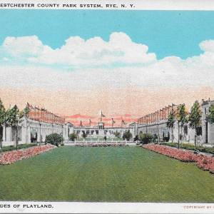 #1306 Playland, Westchester County Park System, Rye circa 1930s