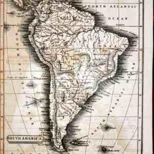 #140 South America, 1812