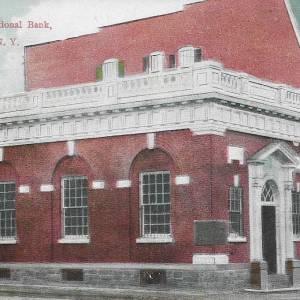 #1494 Rye National Bank, Rye circa 1910
