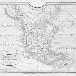 #1514 North America, 1813