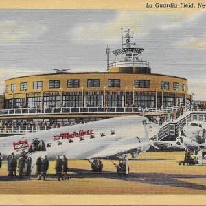 #1530 La Guardia Field, ca1940s