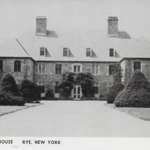 #1699 Wainwright House, Rye 1960