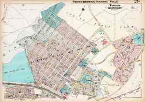 antique map harrison