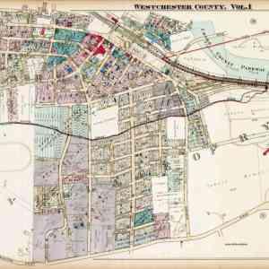 #3493 Village of Rye/Town of Harrison, 1929