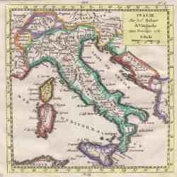 Italy, Greece & Turkey