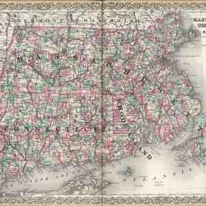 #3801 Massachusetts, Connecticut & Rhode Island, 1874