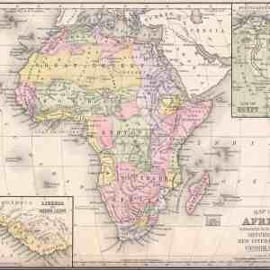 #605 Africa, 1876