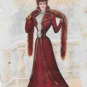#3920 McCalls, December 1899