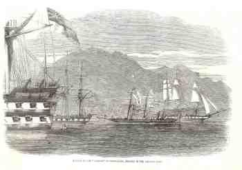 651 Hong Kong Harbor 1857