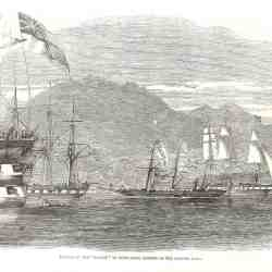 651 Hong Kong Harbor 1857