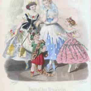 #907 Journel del Demoiselles 1866