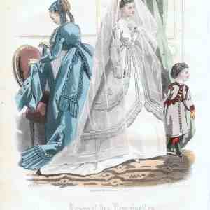 #911 Journel del Demoiselles 1868