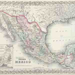#3943 Mexico, 1874