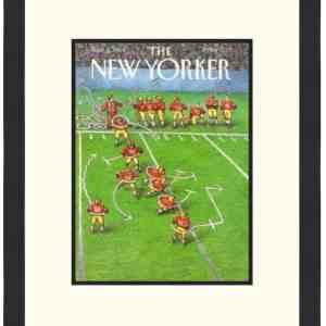 Original New Yorker Cover November 6, 1989