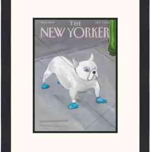 Original New Yorker Cover October 7, 2013