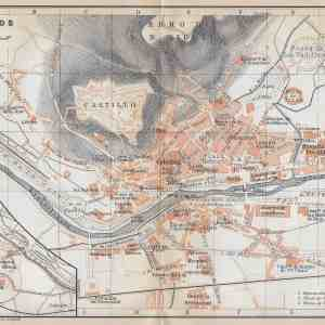 #3375 Burgos, Spain 1914