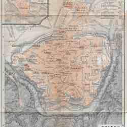 Toledo Spain 1914