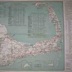 #1089 Cape Cod, circa 1925