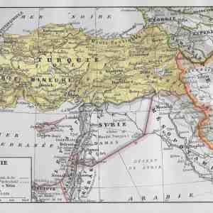 #2933 Turkey, 1922